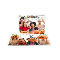 20pg 6x8inch (15x20cm) Pro Hardcover Lay-Flat incl Delivery